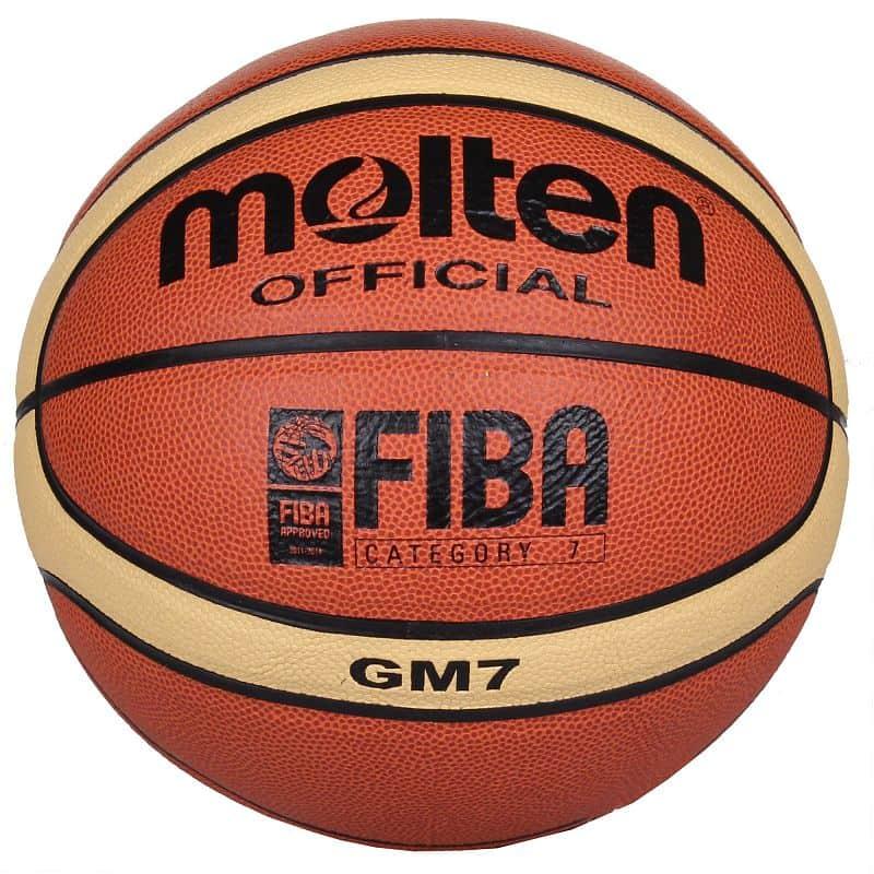 BGM7 basketbalový míč
