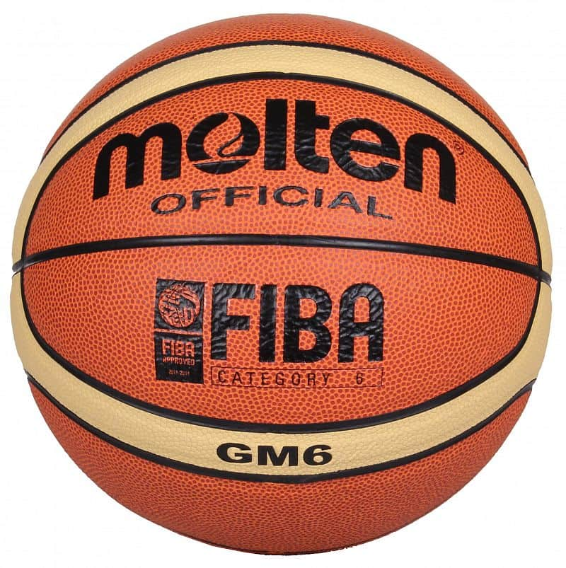 BGM6 basketbalový míč