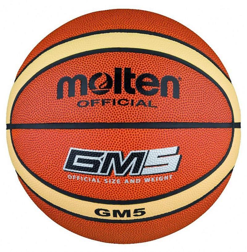 BGM5 basketbalový míč