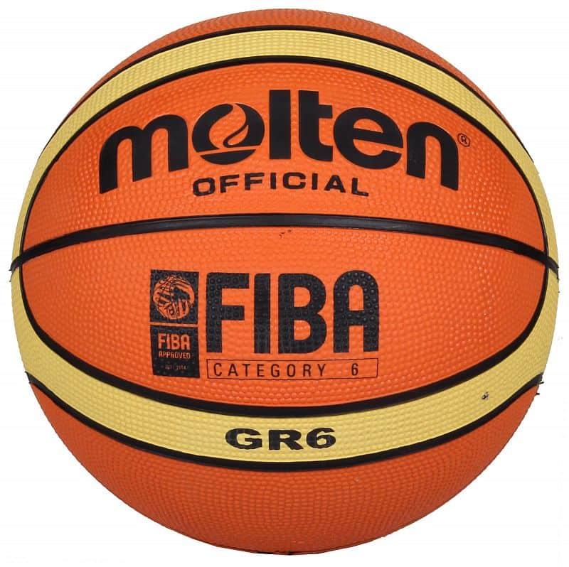 BGR6 basketbalový míč