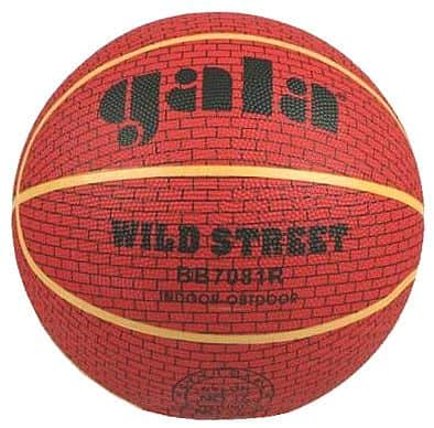 Wild Street BB7081R basketbalový míč