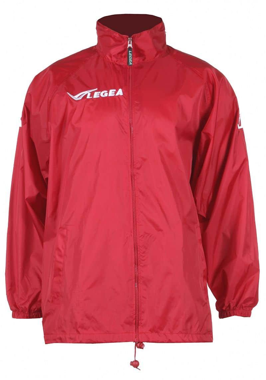 Levně Italia šusťáková bunda barva: bordó;velikost oblečení: XL