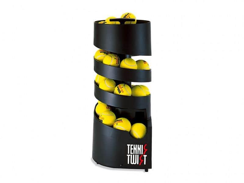 Tennis Twist battery mechanický nahrávací stroj