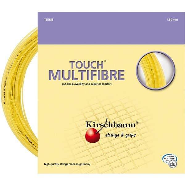 Touch Multifibre tenisový výplet  12m