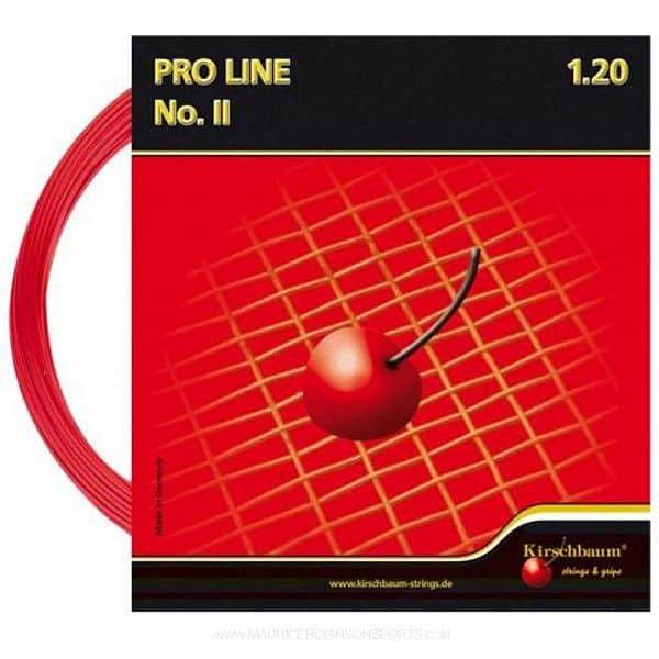 Pro Line II tenisový výplet  12m