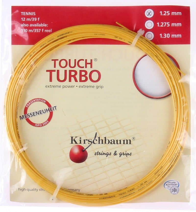 Touch Turbo tenisový výplet  12m