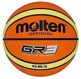 BGR3 basketbalový míč velikost míče: č. 3