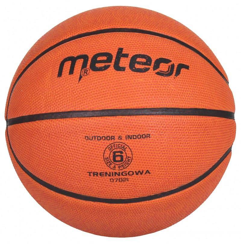 Training brown basketbalový míč
