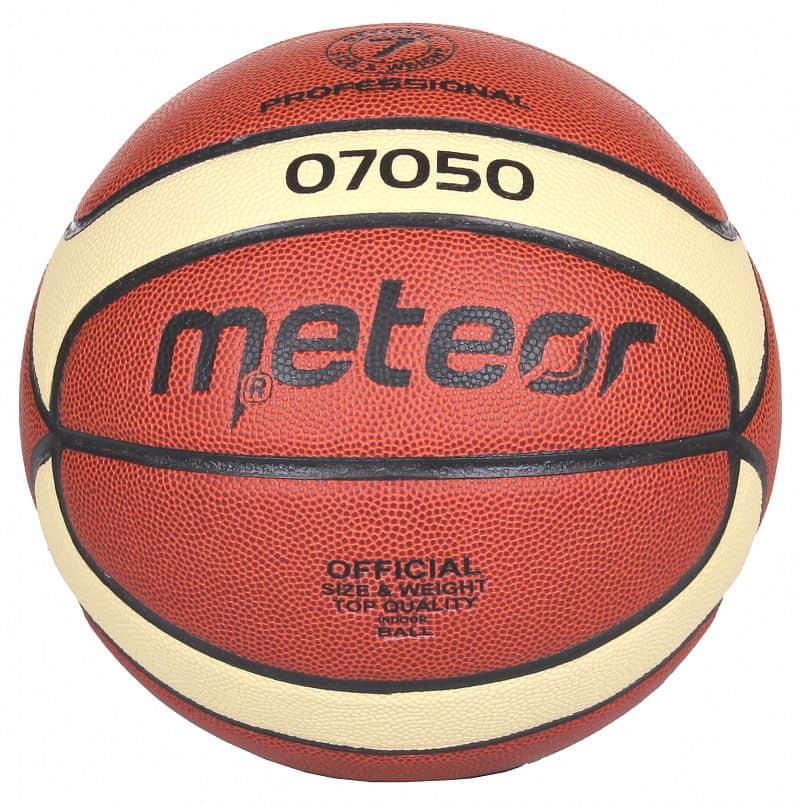 Professional basketbalový míč