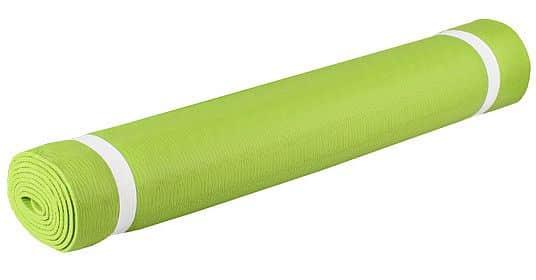 karimatka Yoga TPE 173x61cm tl. 4 mm;modrá tm.