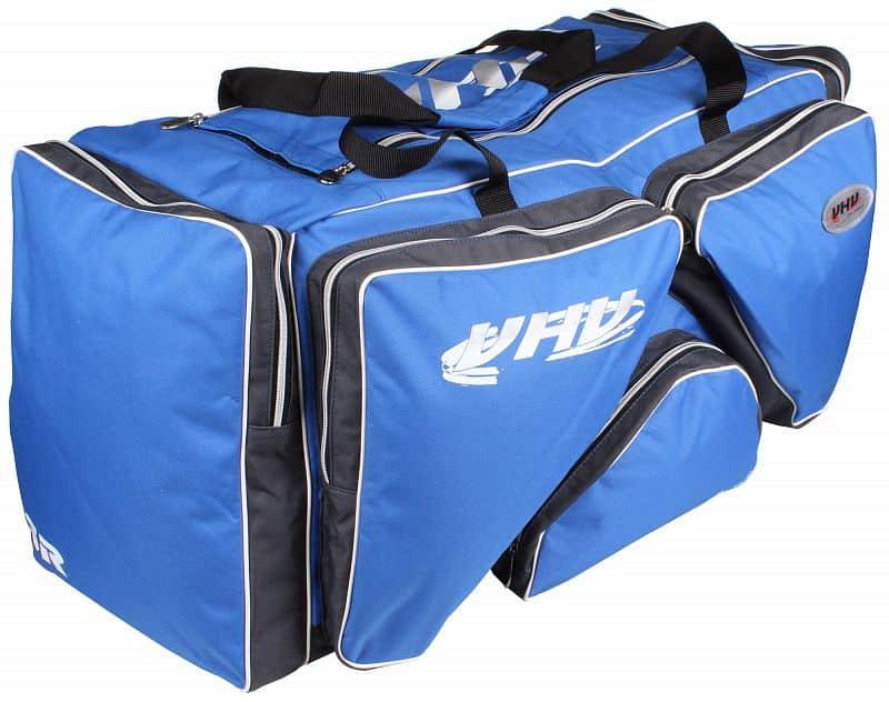 2231 hokejová taška modrá