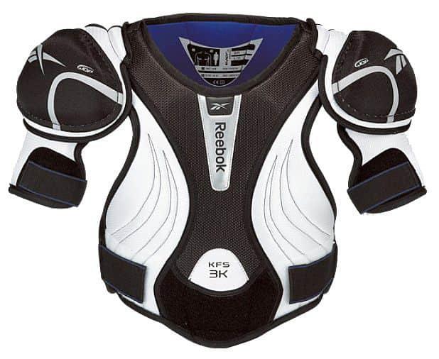 ramena RBK 3K SR, 2011 hokejová velikost oblečení: S