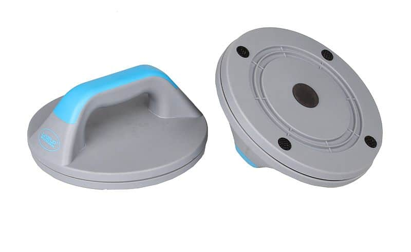 opěrka na kliky plastová barva: modrá