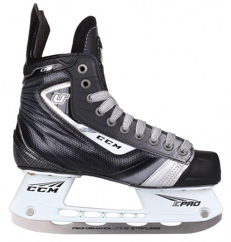 U+ 09 JR hokejové brusle 36,5