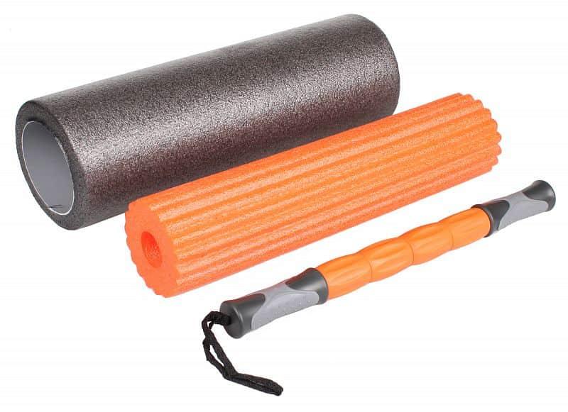 Yoga Roller set set jóga 45x16,5cm