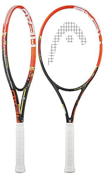 Graphene Radical REV 2014 tenisová raketa