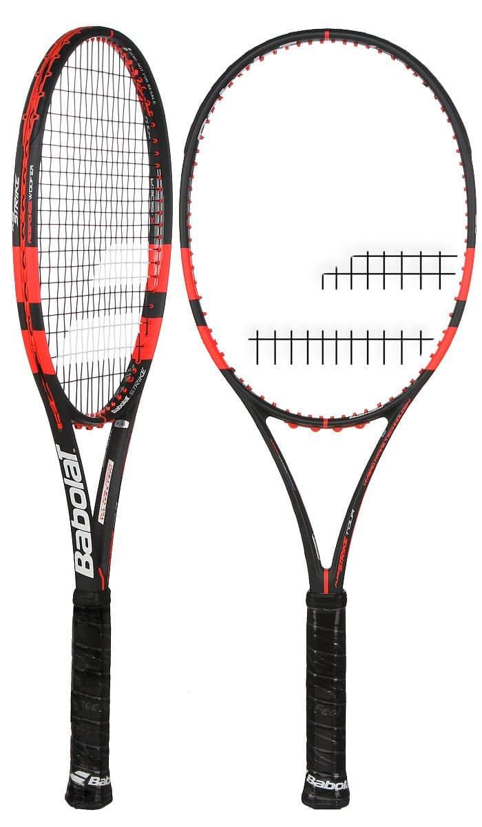 Pure Strike Tour 2014 tenisová raketa