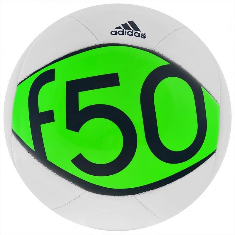 F50 X-ite II fotbalový míč č. 3;zelená-černá