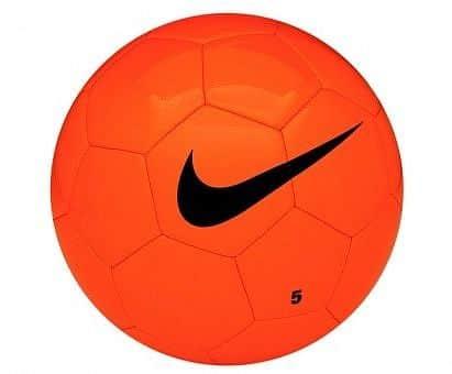 Team Training fotbalový míč č. 5;oranžová