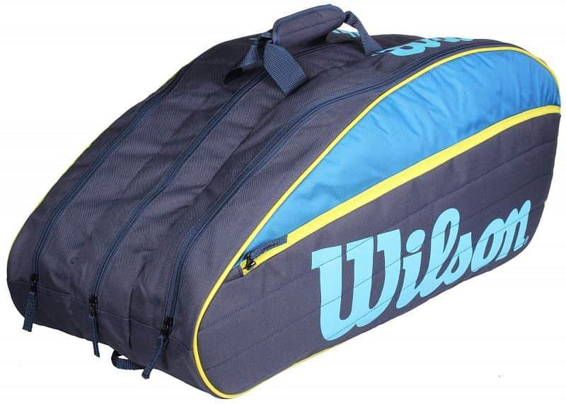 Tour IV 12 2014 tenisová taška modrá
