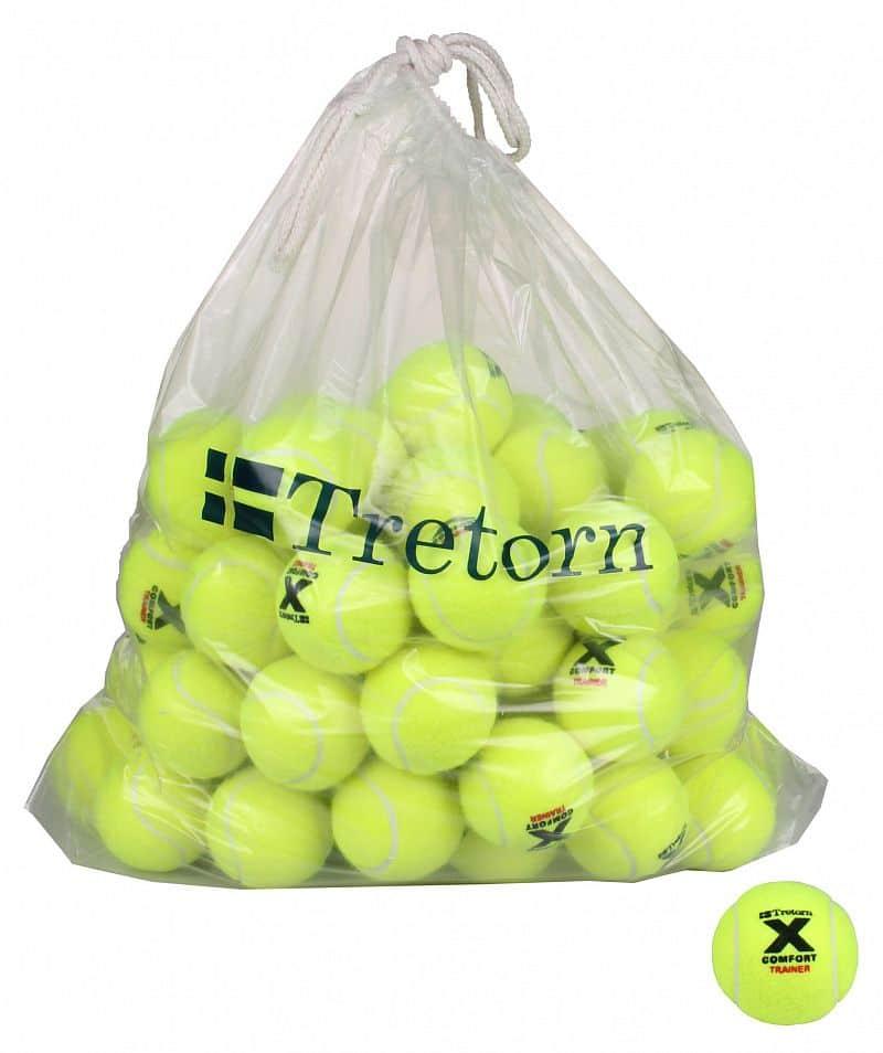 X Comfort 72 tenisové míče
