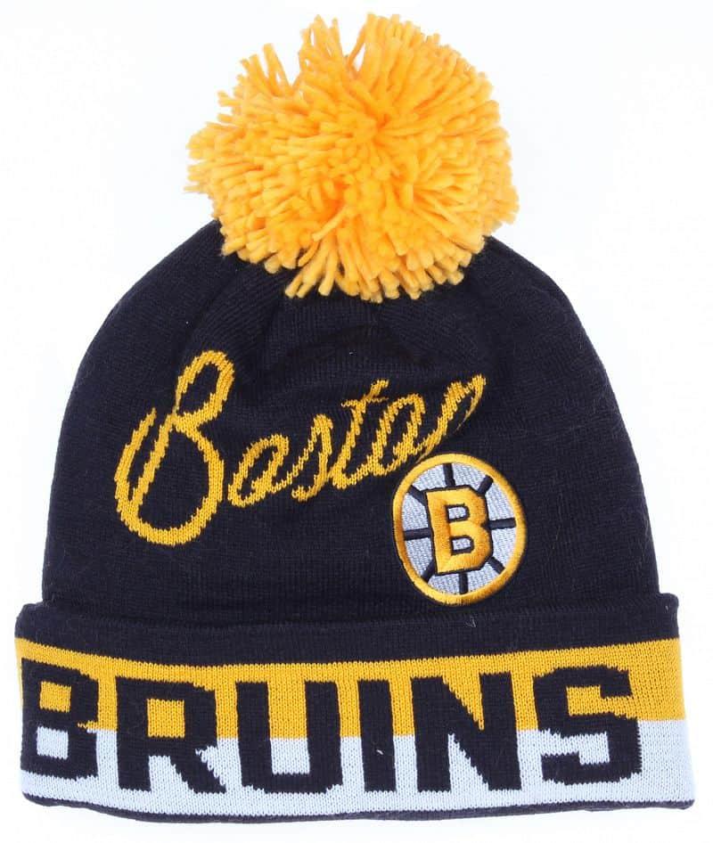 af599371bbf kulich Retro Cuffed Knit NHL zimní čepice
