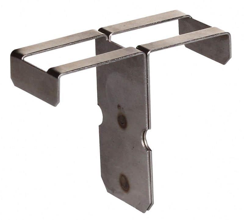 náhradní kotva Doppelanker II pro umělé čáry pro lajny šíře 4 cm a 5 cm