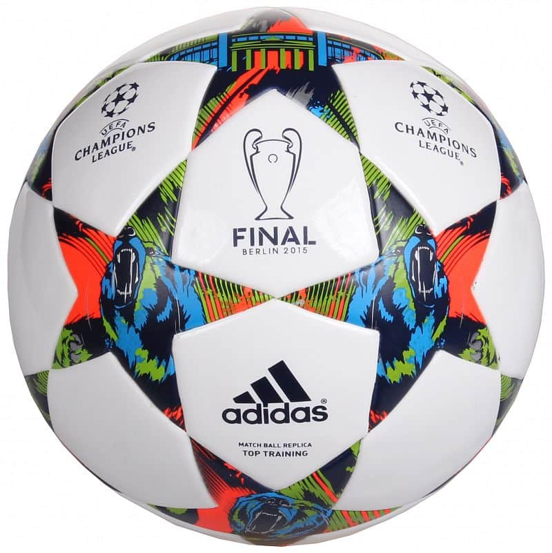 Finale Berlin Top Training fotbalový míč č. 4