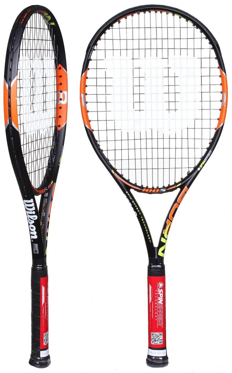 Burn 100S 2015 tenisová raketa G2