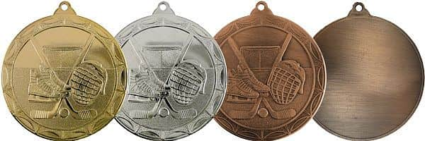 medaile MD S6 barva: zlatá