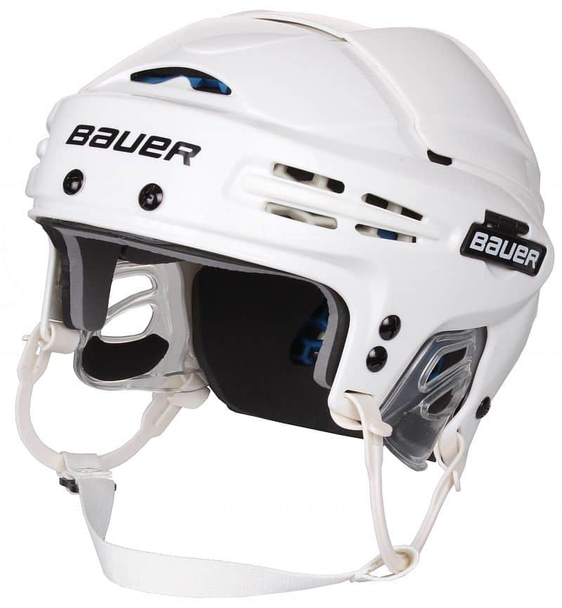 HH 5100 hokejová helma M;bílá