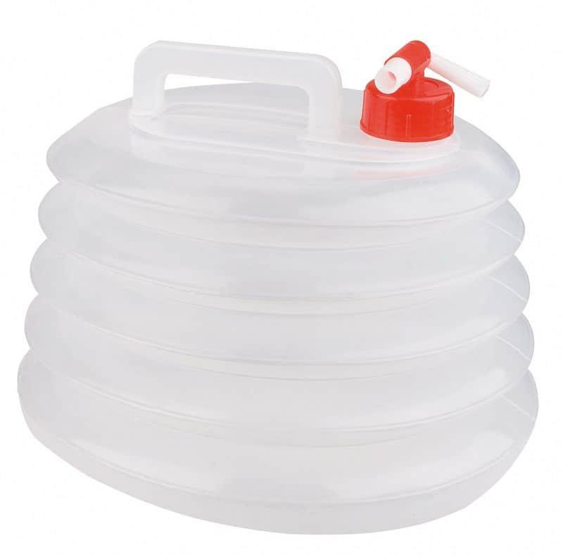 kanystr nádoba na vodu 10 l, skládací