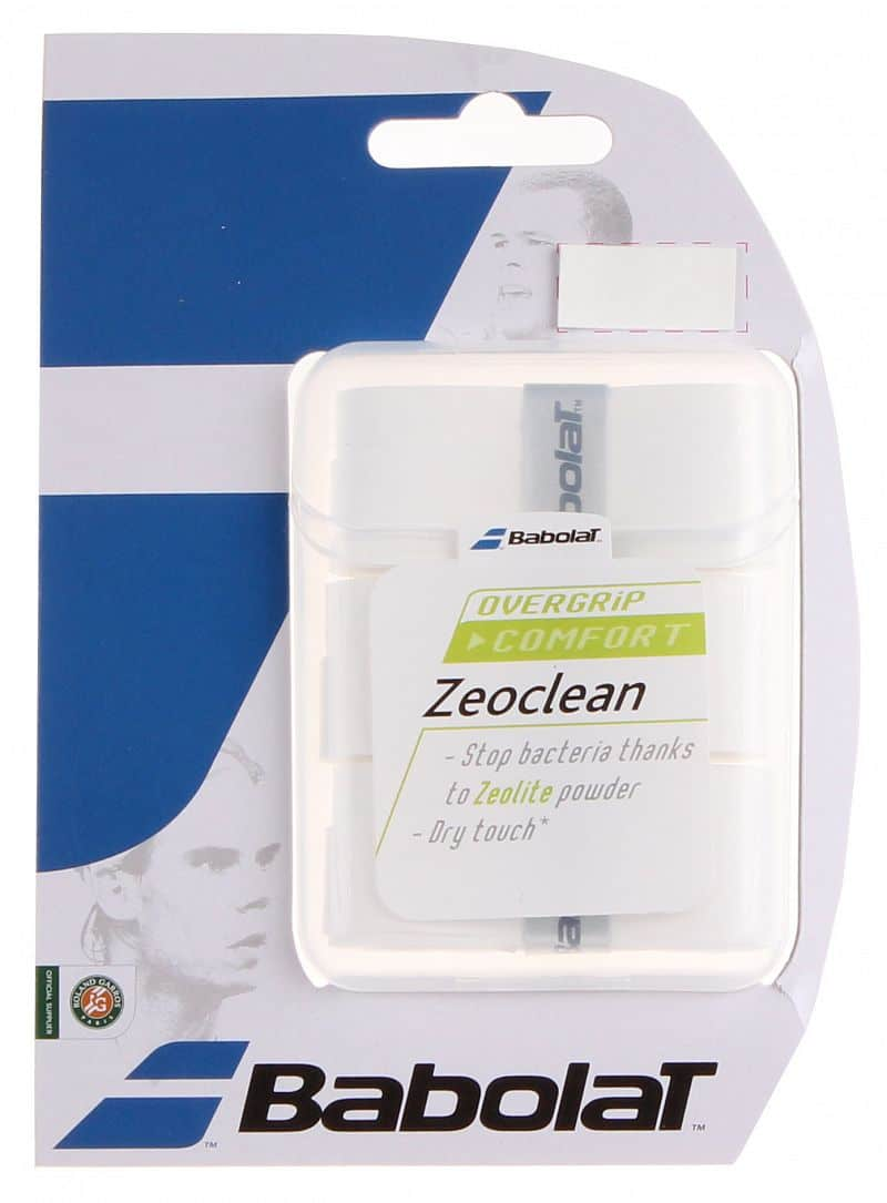 Zeoclean overgrip omotávka tl. 0,6mm