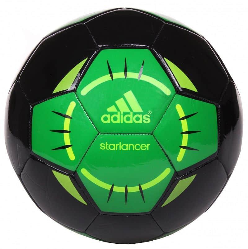 Starlancer IV fotbalový míč černá;č. 5