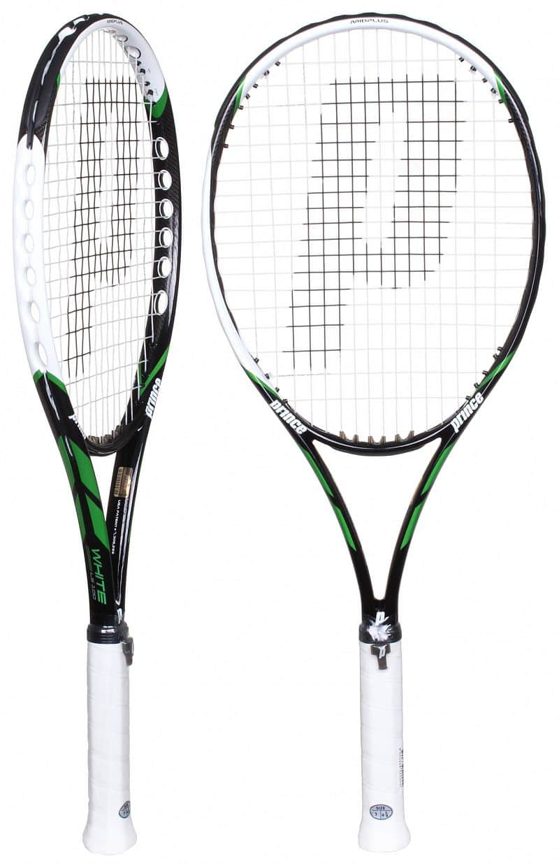 White LS 100 tenisová raketa G3
