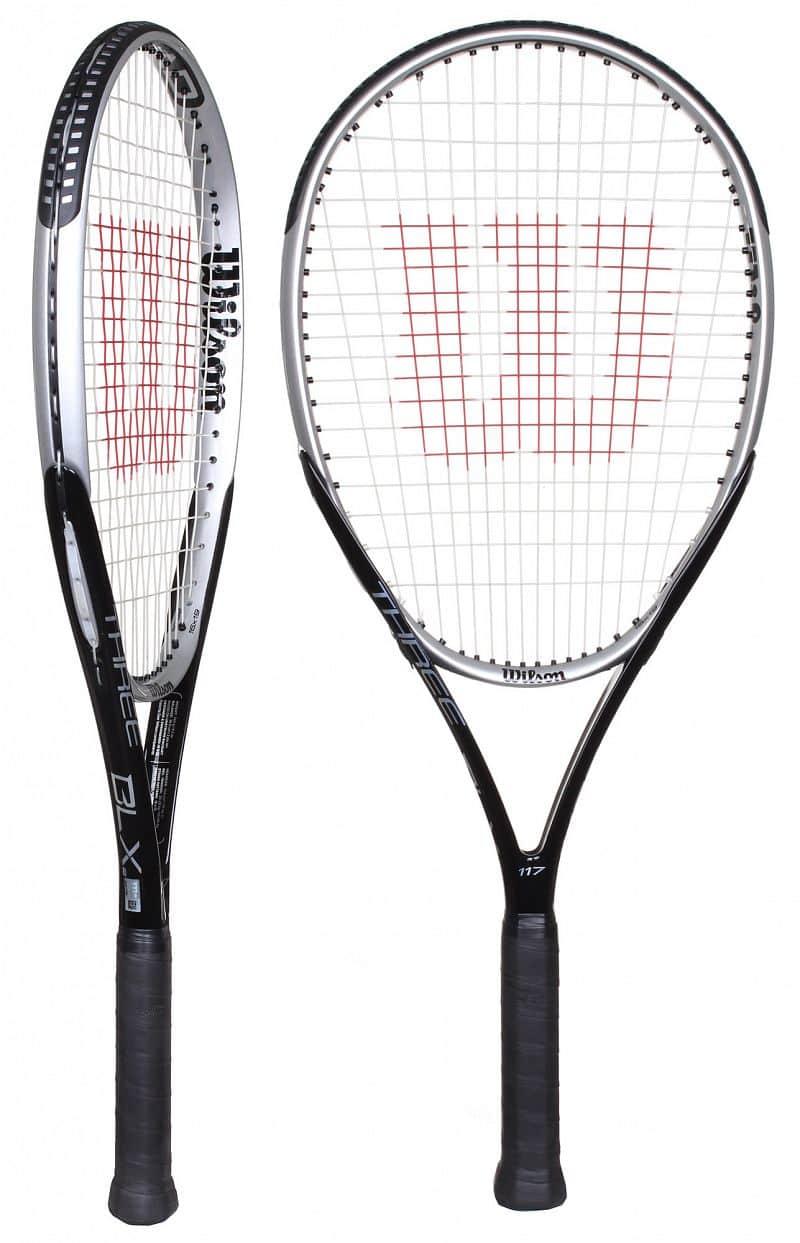Three BLX 2014 tenisová raketa, 2. jakost