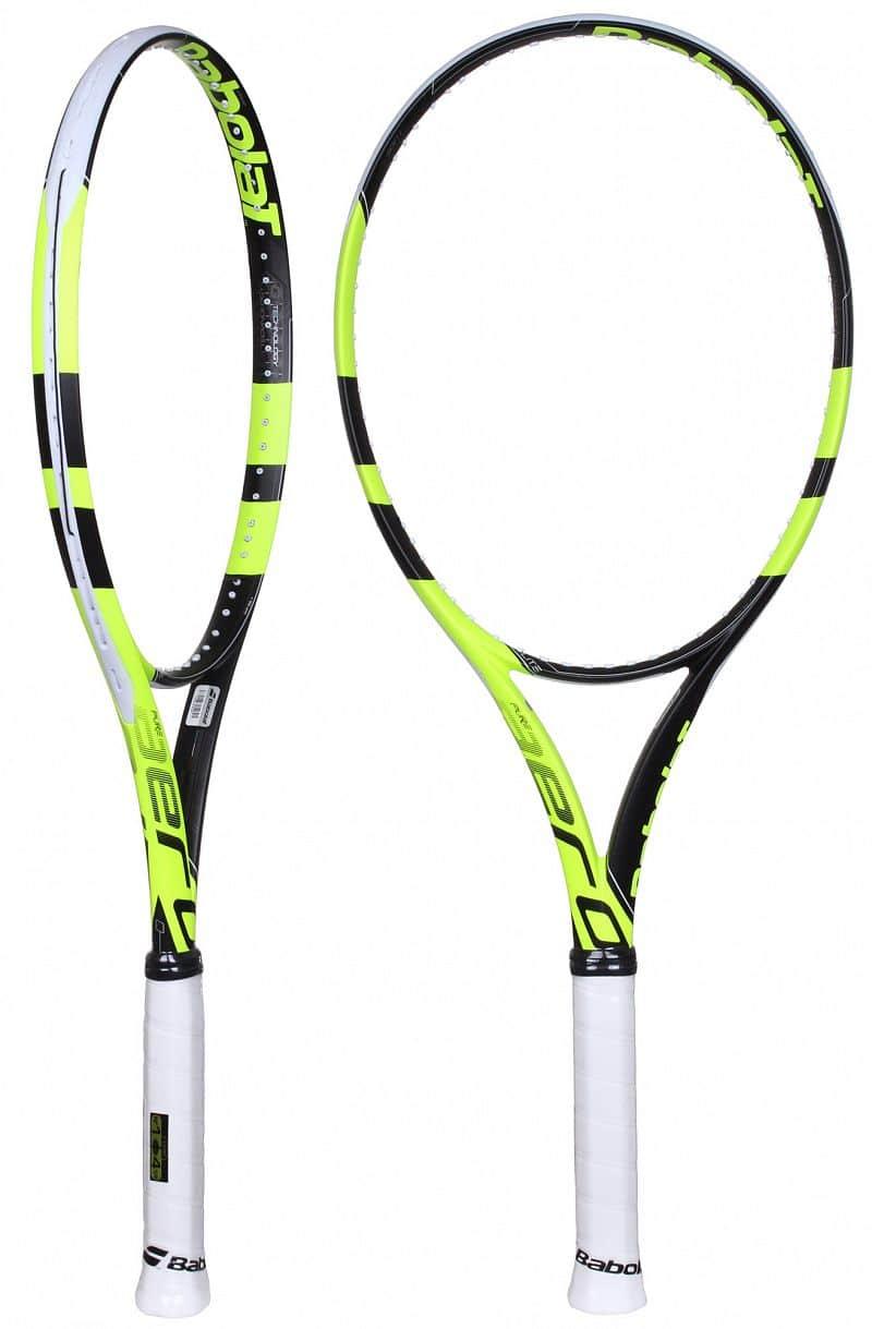 Pure Aero Lite 2016 tenisová raketa test 2