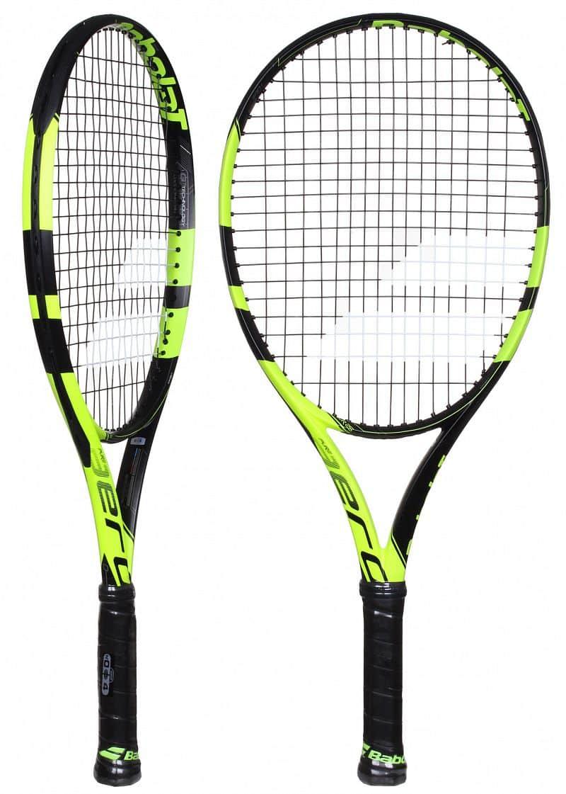 "Pure Aero Junior 2016 juniorská tenisová raketa 25"";G0"