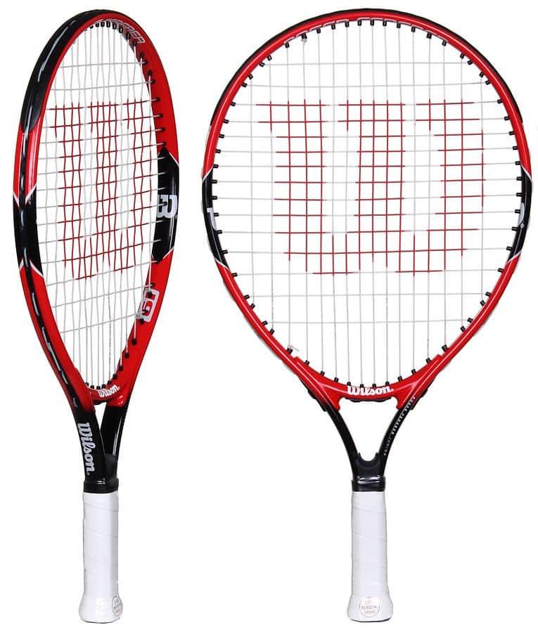 Roger Federer 2015 juniorská tenisová raketa