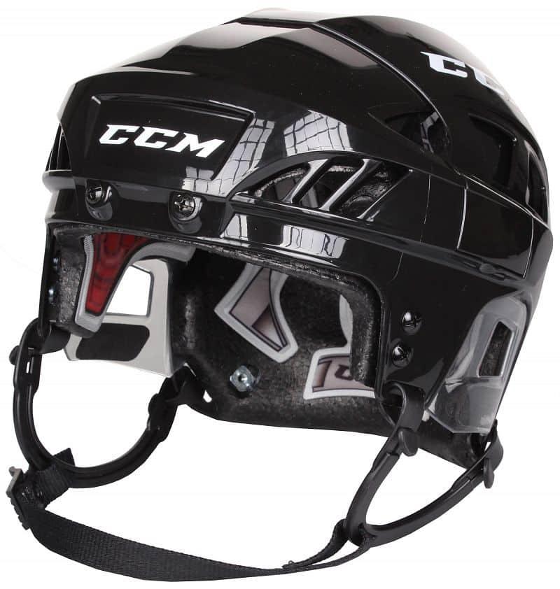 Hokejová helma CCM FITLITE 80 SR bílá, vel. S