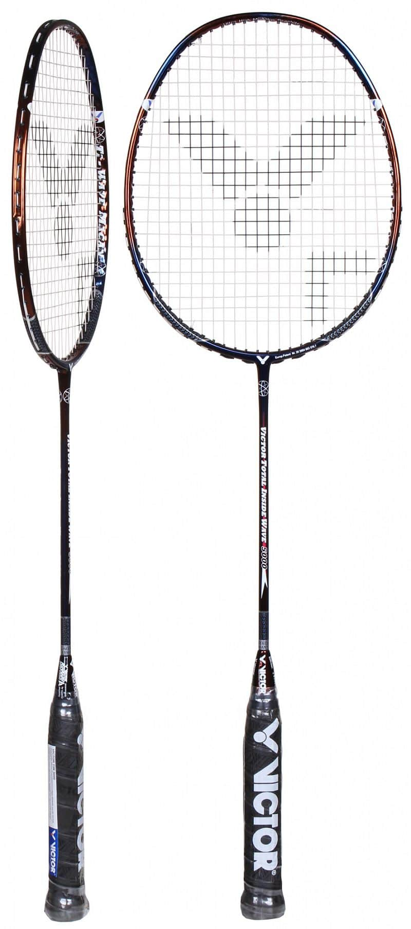 Total Inside Wave 5000 badmintonová raketa