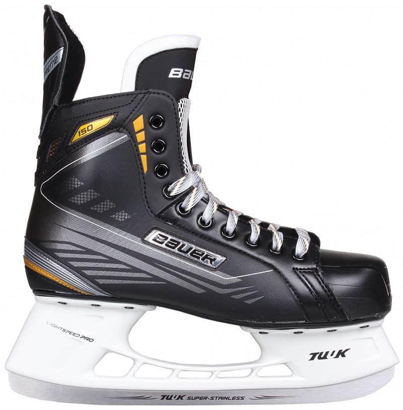 Supreme 150 SR hokejové brusle, šíře D vel. 10