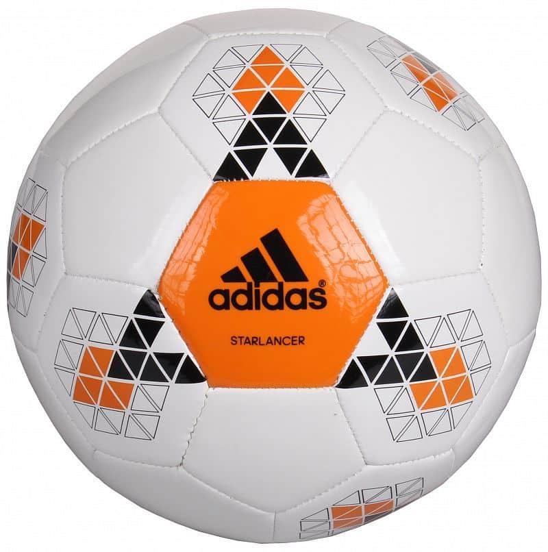 Starlancer V fotbalový míč č. 3;bílá