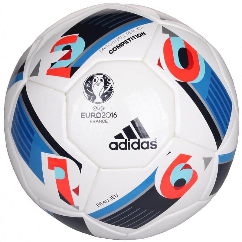 EURO 2016 Competition fotbalový míč č. 5