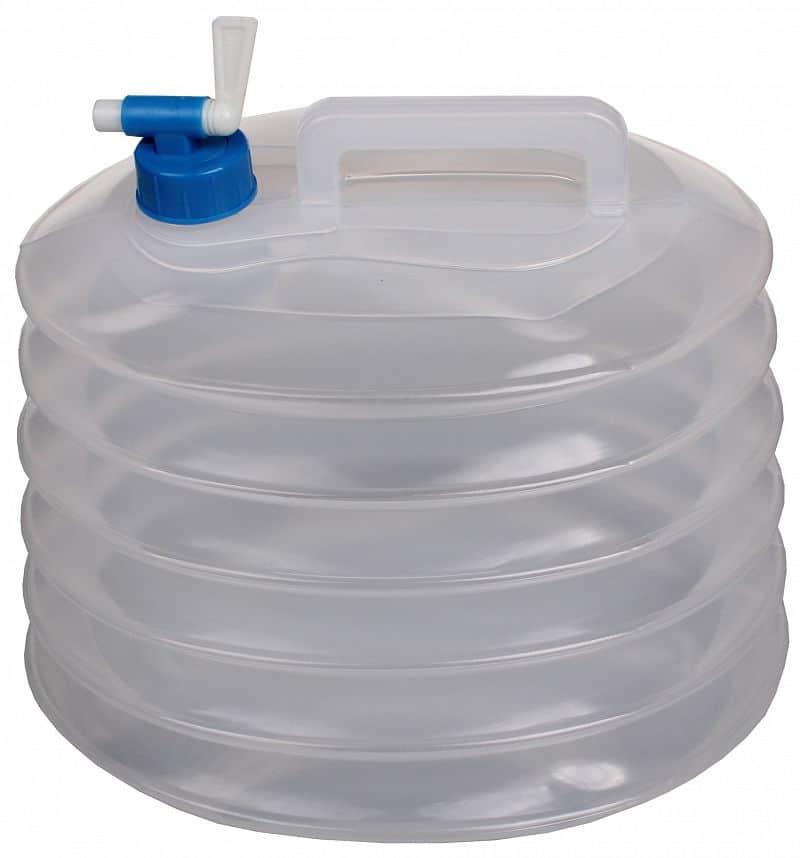 kanystr nádoba na vodu 15 l, skládací