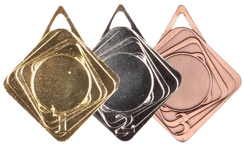 medaile MD69 barva: zlatá