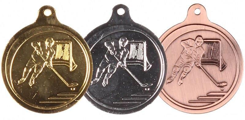 medaile MD S16 barva: zlatá