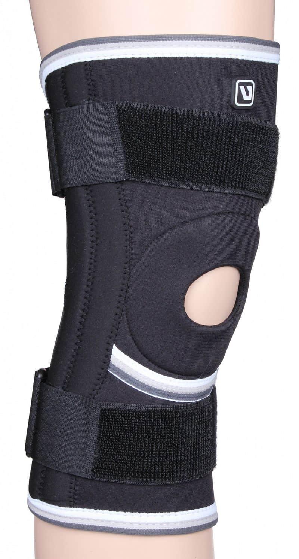 bandáž koleno LS5762 neoprénová, nastavitelná universal