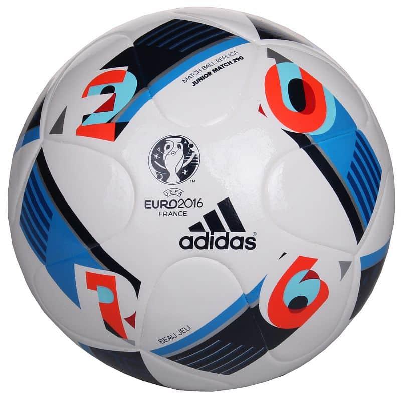 EURO 2016 J290 fotbalový míč č. 4