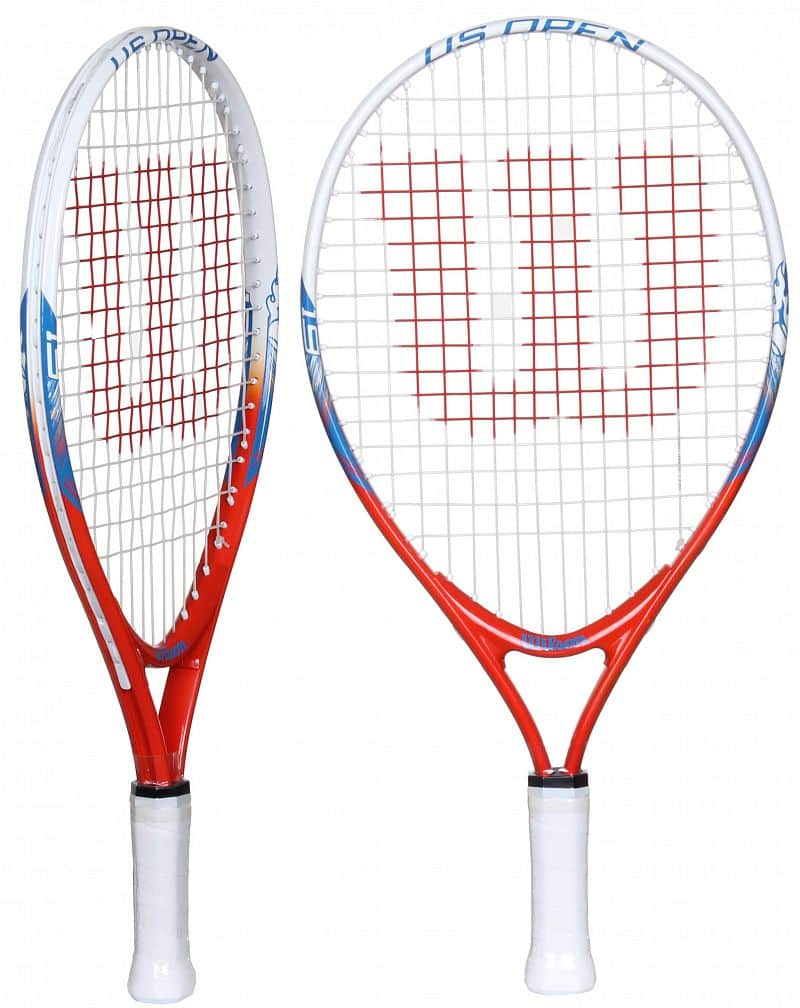 US Open 2015 juniorská tenisová raketa